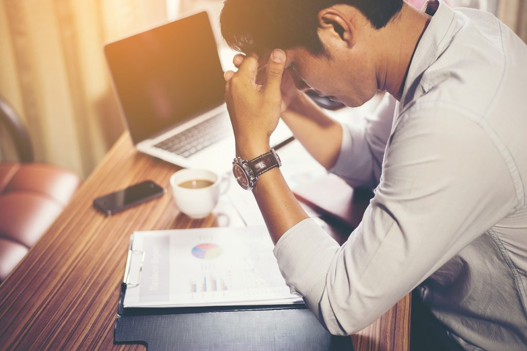werkstress voorkomen