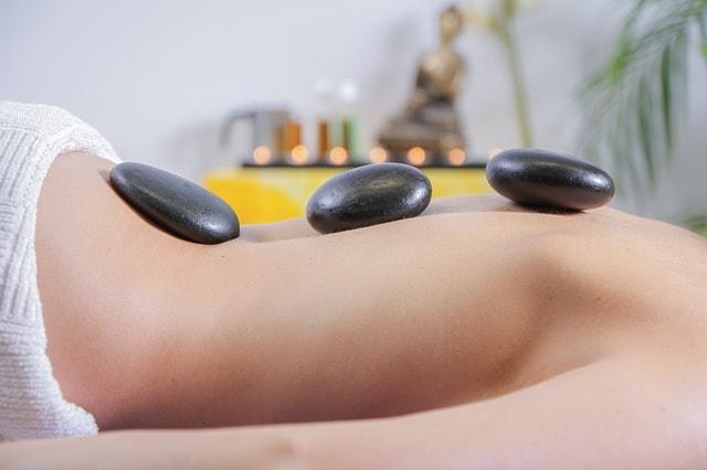 Gezond leven met wellness, spa en saunabezoek en comfortabel badtextiel