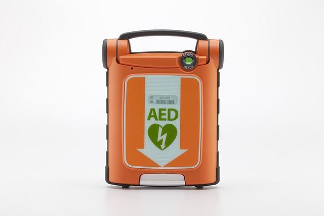Een defibrillator; wat is het en hoe werkt het?