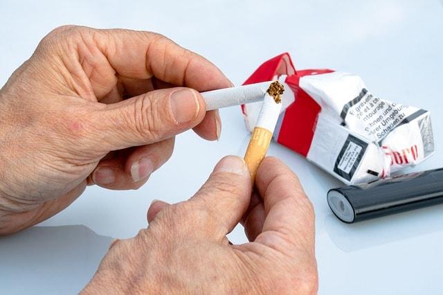 Stoppen met roken 10 voordelen