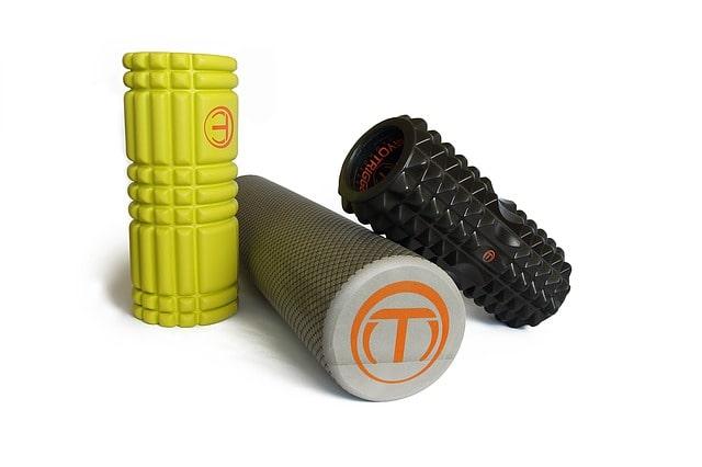 De beste foam rollers voor het verminderen van spierpijn