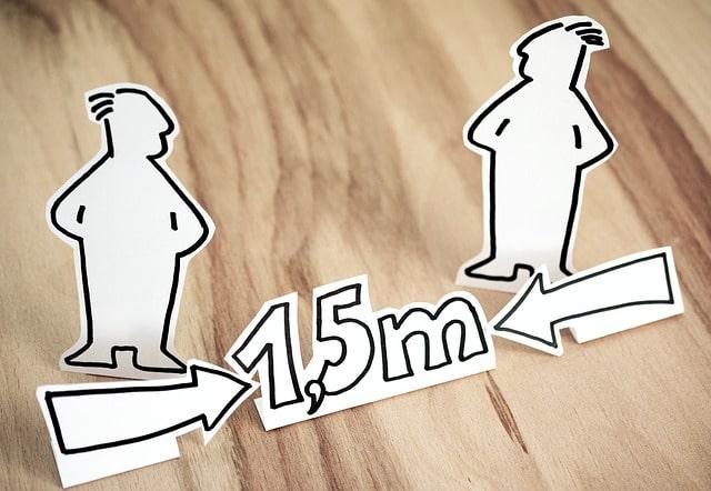 Veilig werken op 1,5 meter afstand: 5 tips!