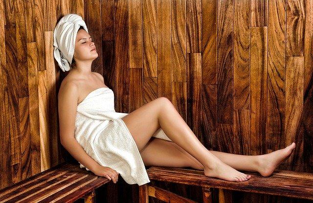 Dit zijn de gezondheidsvoordelen van een sauna!